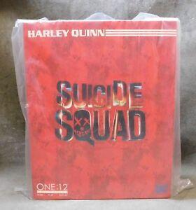 Harley Quinn Margot Figurine d'action Mezco 1/12 Rare