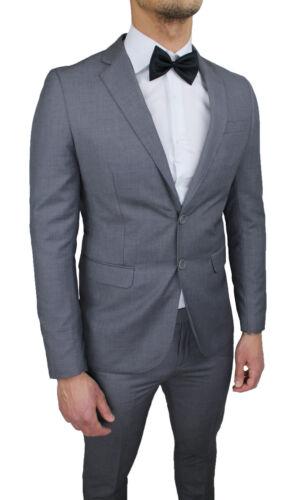 Gris Robe Fit Complete Élégante Cérémonie Costume Man Sartoriale Nouvelle Slim 6v7gyYbf