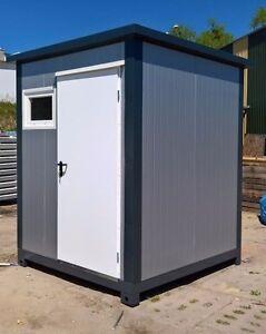 neu toilettencontainer duschcontainer wc toilette dusche. Black Bedroom Furniture Sets. Home Design Ideas