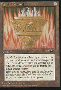 MTG-Magic-Alliances-Cylix-d-039-Ashnod-Rare-VF