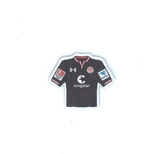 FC St Pauli Trikot Magnet Saison 16//17 Fussball Bundesliga AMBALLCOM