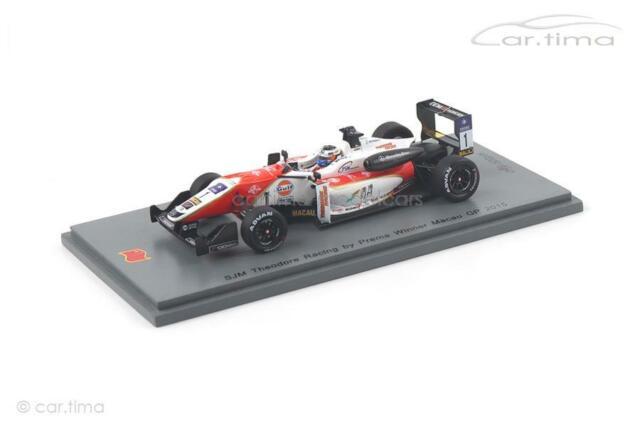 Dallara f315 mercedes-Rosenqvist-fórmula 3 gp macao 2015-1:43 Spark 43mf15