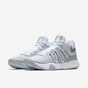 e4082baae79 897638-100 Nike KD Trey 5 V Durant Basketball White Platinum-Chrome ...