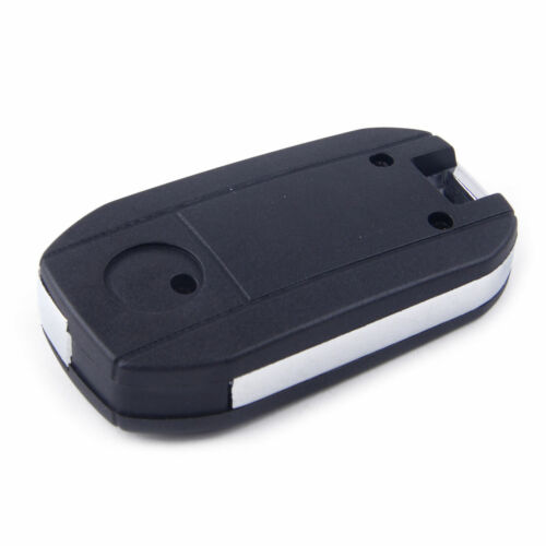 3-Buttons Remote Flip Folding Key Case Fit For Hyundai Rohens Tiburon XG Tuscani