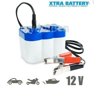 xtra battery auto starthilfe batterie booster power bank. Black Bedroom Furniture Sets. Home Design Ideas