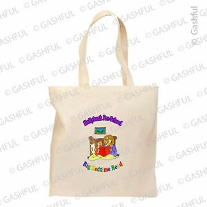 2cf9c7a404 Image is loading Custom-Printed-Cotton-TOTE-BAG-Personalised-TEXT-PHOTO-