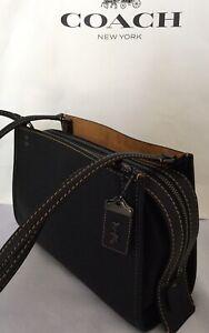 7c5e7578be Image is loading COACH-28484-1941-ROGUE-Shoulder-Bag-Glovetanned-Pebble-