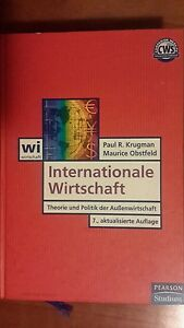 International-Wirtschaft-Pearson-Studium-Economic-VWL-von-Maurice