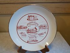 Browing, Missouri CENTENNIAL COMMERATIVE PLATE. 1972 PLATE