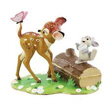 Disney Classic Trinket Box - Bambi & Friends G27733