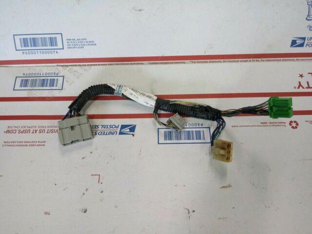 95 Civic Ac Wiring Harness - Wiring Diagram Char