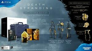 La-mort-echouement-PlayStation-4-Collector-039-s-Edition-PS4-Neuf-Scelle-WOW
