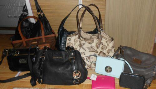 COACH, MICHAEL KORS Handbags, Bags Huge Lot 10 Han