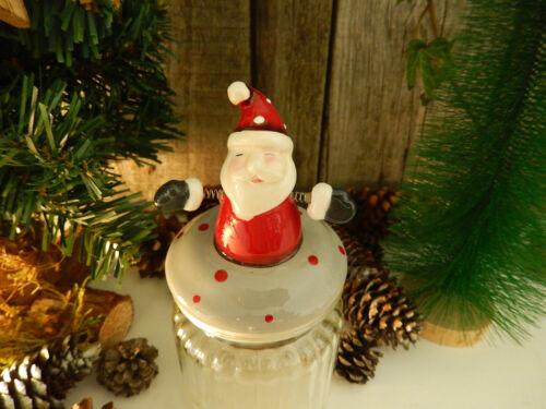 Weihnachtsdose vorratsglas verre et céramique Vorratsdose biscuits keksedose