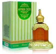 Amber Oudh 14 ml by Rasasi Perfume Oil Attar Ittar with Oudh Rose Amber Musk