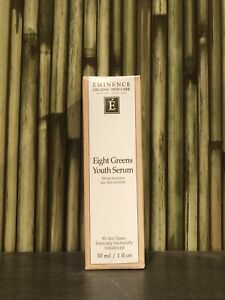 Eminence-Eight-Greens-Youth-Serum-1-oz-NEW-In-Box