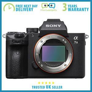 NEU-Sony-Alpha-a7-III-Mirrorless-Digitalkamera-A7III-ilce-7M3-3-Jahr-Garantie