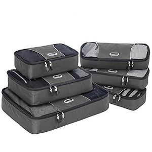 0ba64e9ba686 Details about Ebags Packing Cubes Value Set For Travel Accessories Family  Cargo Organizer Tita