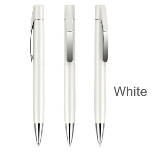 New 1.0mm Refill Expand MINI Rotary Type Compact Metal Ballpoint Ball Pen