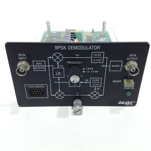Lab-Volt Series By Festo Electronic Education BPSK DEMODULATOR Model: 9450-00