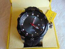 Invicta 54mm Venom Sea Dragon Automatic Stainless Steel Watch w/ Silicone Strap