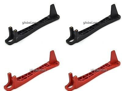 Q41T 4x Quad-copter Replacement Frame Arm for Flamewheel F450 F550 (BLACK/RED)