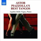 Astor Piazzolla's Best Tangos (CD, Aug-2010, Naxos (Distributor))