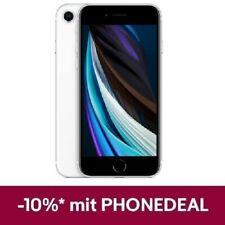 Apple iPhone SE 2. Gen - 64GB - Weiß (Ohne Simlock) A2296 (GSM), BRANDNEU