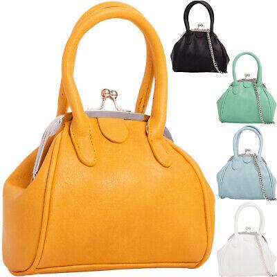 Ladies Fashion Shoulder Bags Womens Designer Tote Handbags Medium Faux Leather