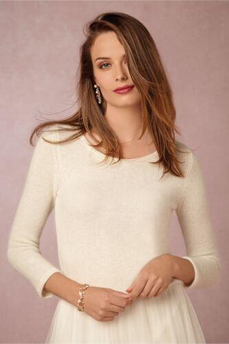 Pullover Ivy Angora Aster Medium Bhldn trina Ny Kaninhår Sweater Fgq7Zac4w