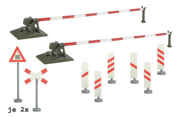 Viessmann N 5900 completamente automatica ferroviario barriera NUOVO OVP,