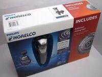 Philips Norelco Shaver 5200 & Precision Trimmer + Bonus Replacement Shaving Head