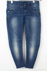 G-STAR RAW Women Lynn Skinny Stretch Jeans Size W26 L24