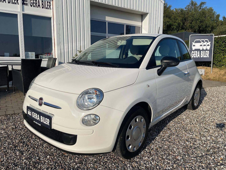 Fiat 500 1,2 Pop 3d - 64.900 kr.