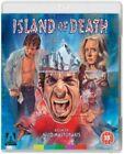 Island of Death Blu-ray and DVD Region 2