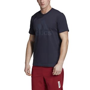 adidas Performance Herren Sport Baumwoll T-Shirt Must Haves of Sport legend ink