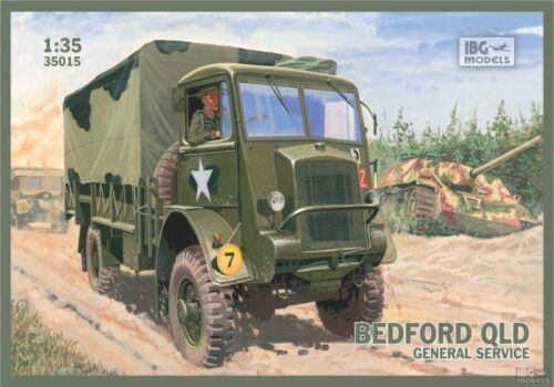 1//35 IBG 35015 Bedford QLD General Service