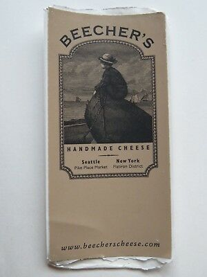 Collectibles Washington Practical Beer Sticker ~ Beecher's Handmade Cheese ~ New York City & Seattle Other Breweriana