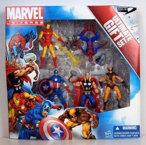 Marvel - universum ultimative geschenkset