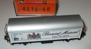 Arnold-4518-46-Einheitskuehlwagen-Ichqrs-034-Bernard-Massard-034-gt-Neu-OVP