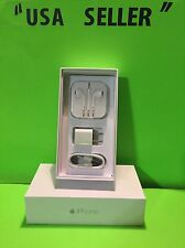 Apple iPhone 6 Plus 16GB Silver Box Only W/Original Accessories