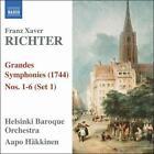 NEW Richter: Six Grandes Symphonies (Audio CD)