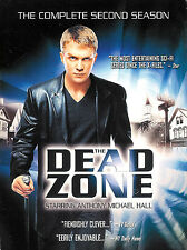 The Dead Zone ~ The Complete Second Season ~ 5-Disc DVD Box Set ~ FREE Shipping