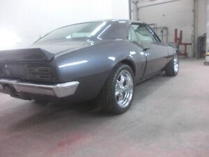 1967 Pontiac Firebird resto mod