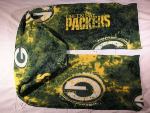 Green Bay Packers Football Fleece Scarf Wide GO PACKERS!!!!