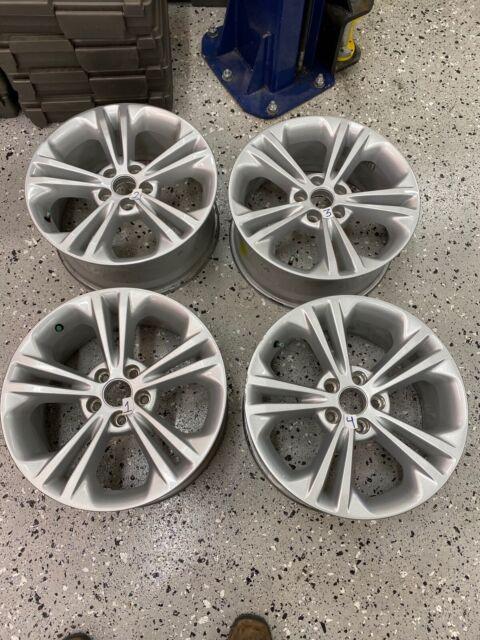 "2013-2019 Ford Taurus 18"" Factory OEM Wheel DG13-1007-AA (one wheel)"