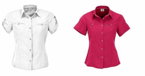 Maul Oria Damen Funktions Bluse UV-Schutz schnell trocken UVP 49,95 2 Farben Damen Hemden