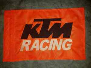 Details about Custom K T M Racing ATV Safety Replacement Whip Flag  Great 4  Jeep UTV Trike Bi