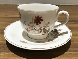 Versatone By Noritake - Outlook B305W10 - Footed Cup & Saucer