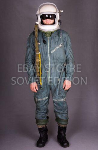 ВК-3M NEW Air Force USSR Aviator Pilot Mig Flight Suit VK-3M P-9 Halloween